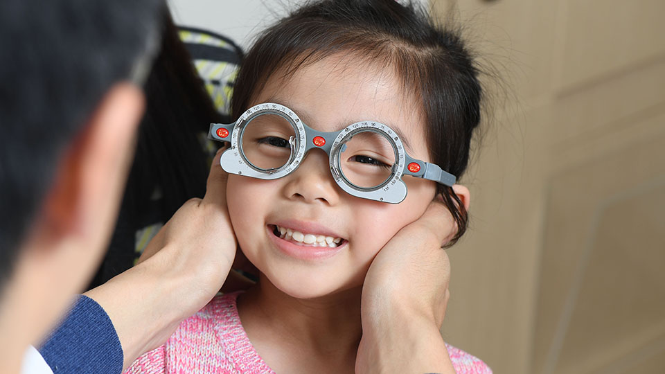 Short-Sightedness Control and Examination for Children (Administered by Ophthalmologist)