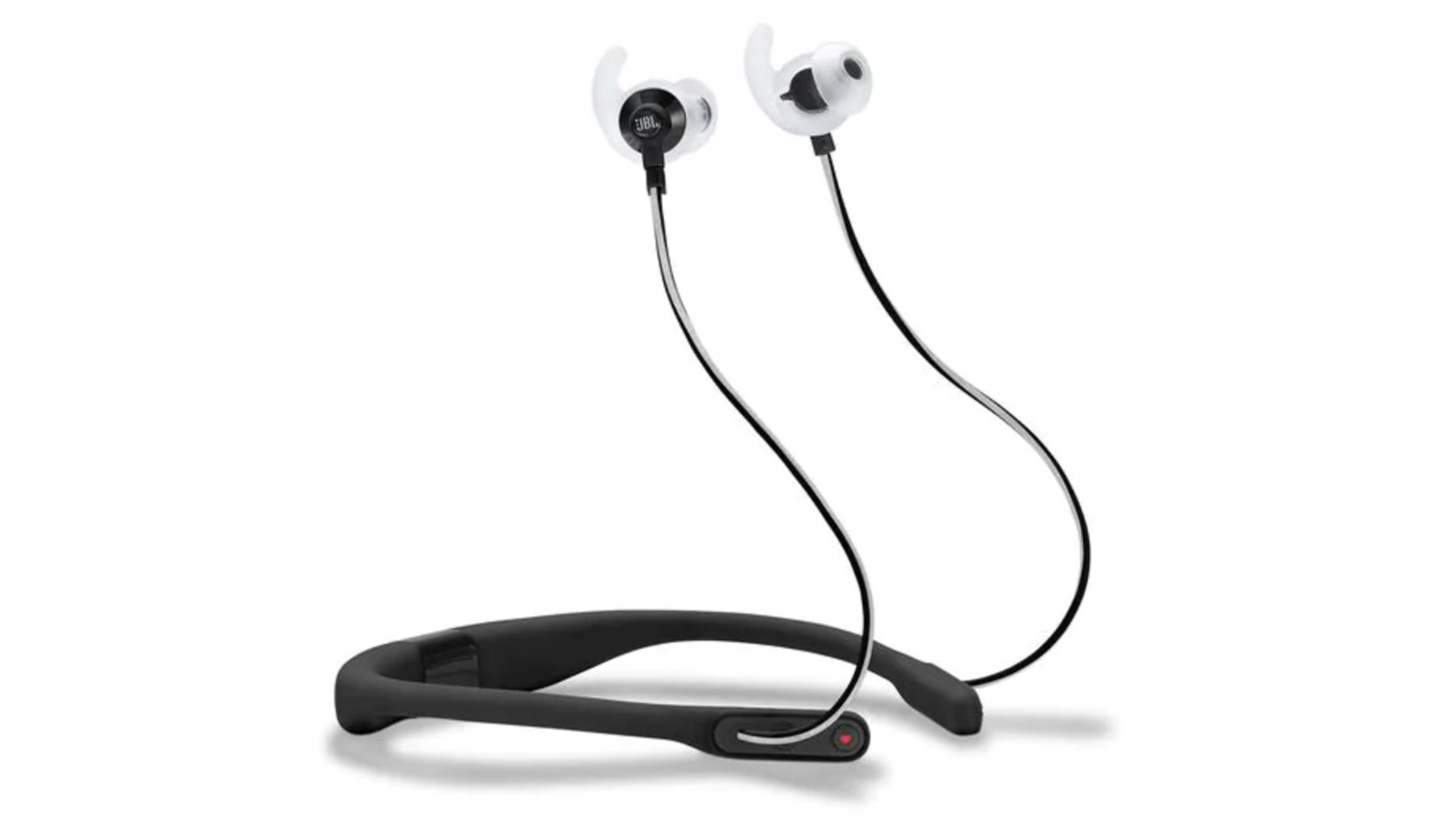 JBL Reflect Fit Heart Rate Checker and Wireless Sport Headphones (Black)